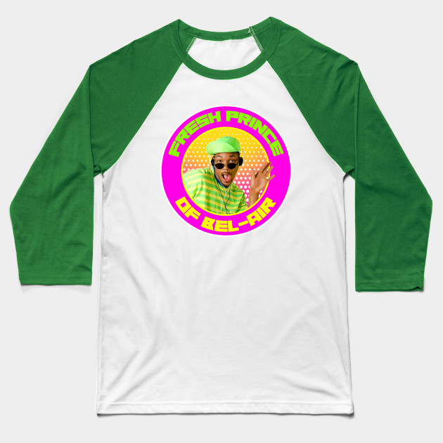 fresh prince Baseball T-Shirt