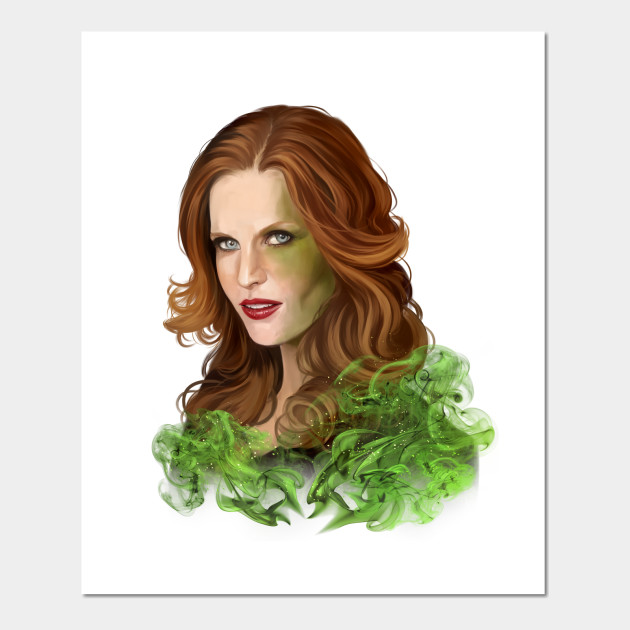 Zelena Once Upon A Time Posters And Art Prints Teepublic