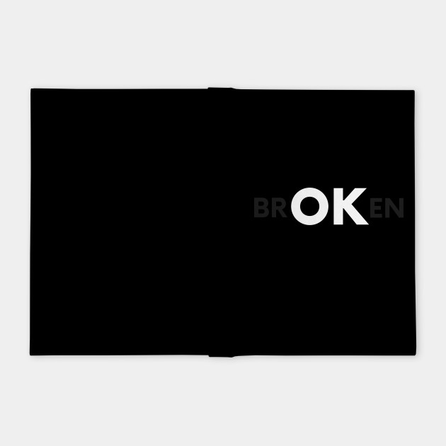 brOKen – black shirt