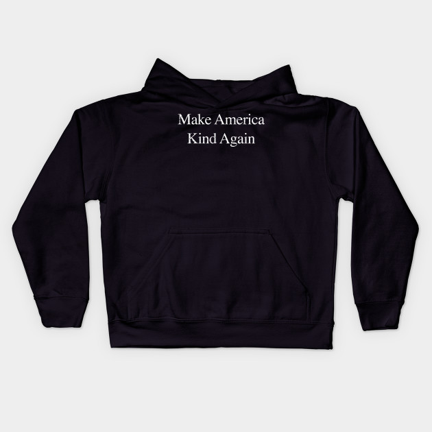 Make America Kind Again Political Statement T Shirt