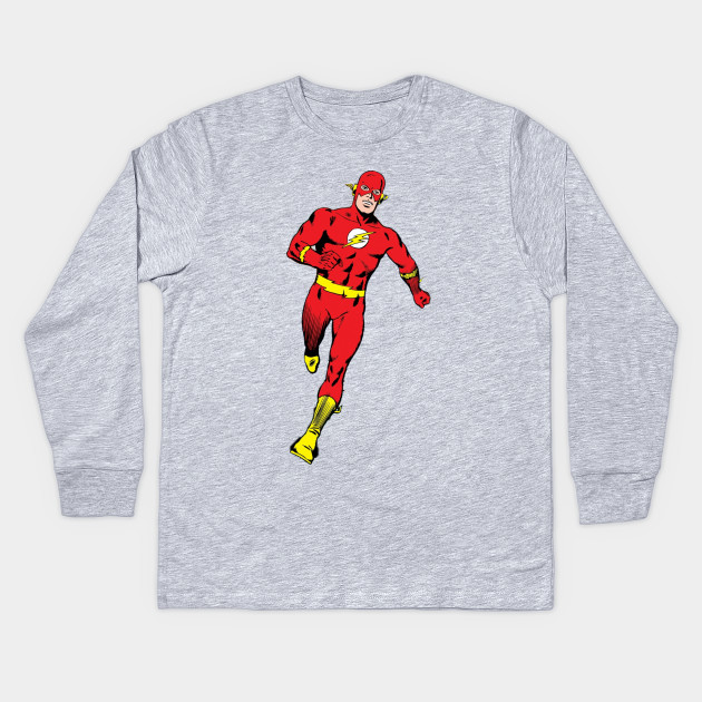 The Flash Youth Long Sleeve T Shirt