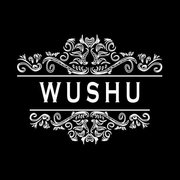The Sport Wushu