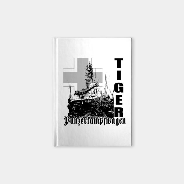 tiger tank Panzerkampfwagen
