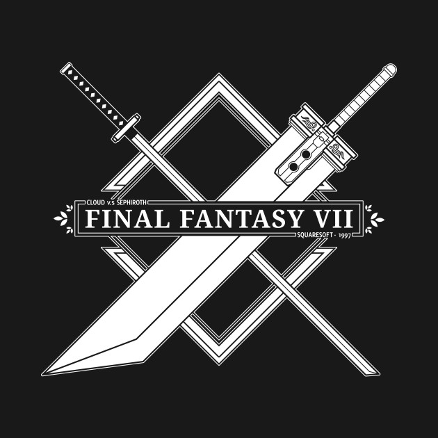 FINAL FANTASY VII Cloud v.s Sephiroth