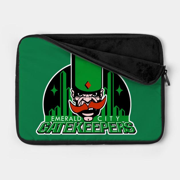 Oz Emerald City Gatekeepers