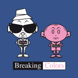Breaking Colors t-shirts