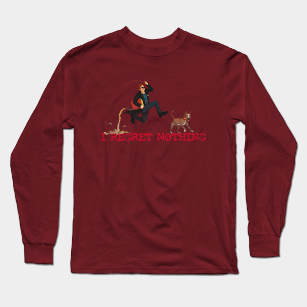The Postal Dude And Champ Postal Long Sleeve T Shirt Teepublic