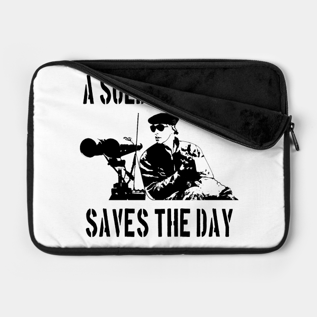 A Soldier's Way Saves The Day - The Burbs Quote
