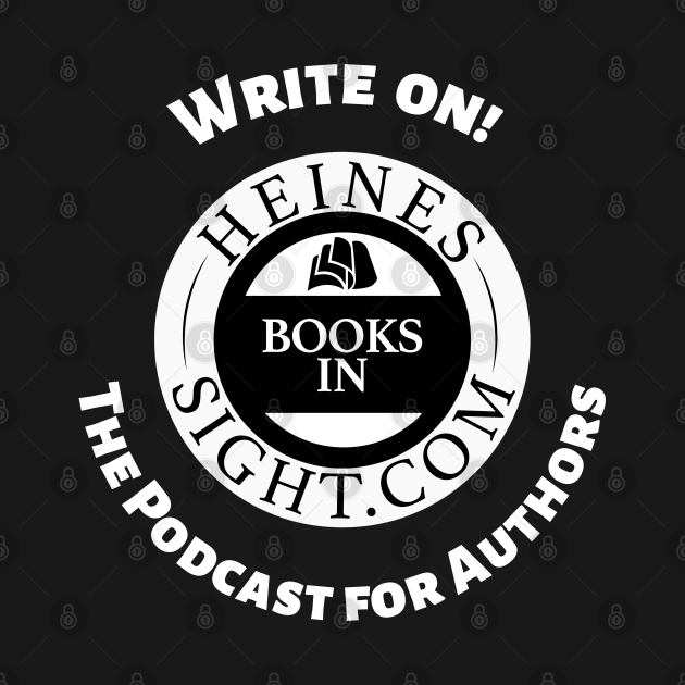Write On! Books in Heinessight Podcast