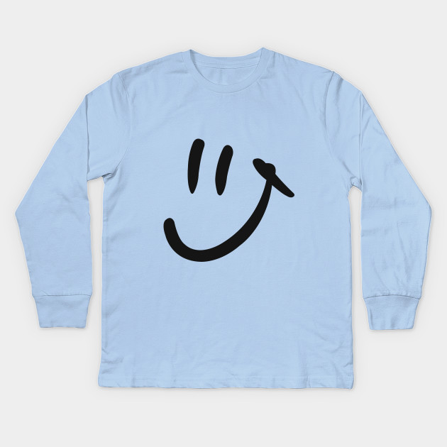 Cute funny smiley face emoji t-shirt for men women and kids
