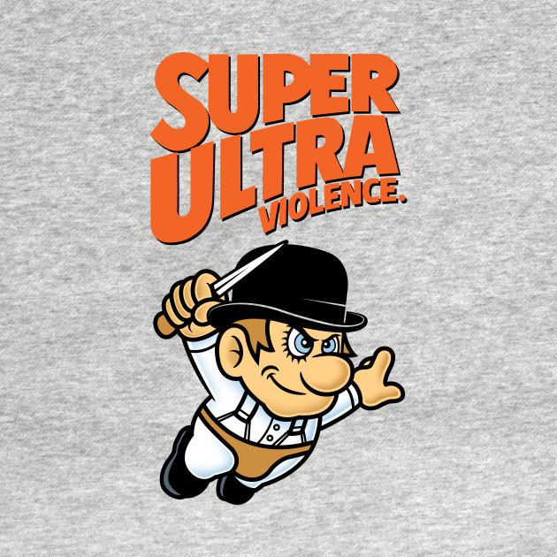 Super Ultra Violence (Light)