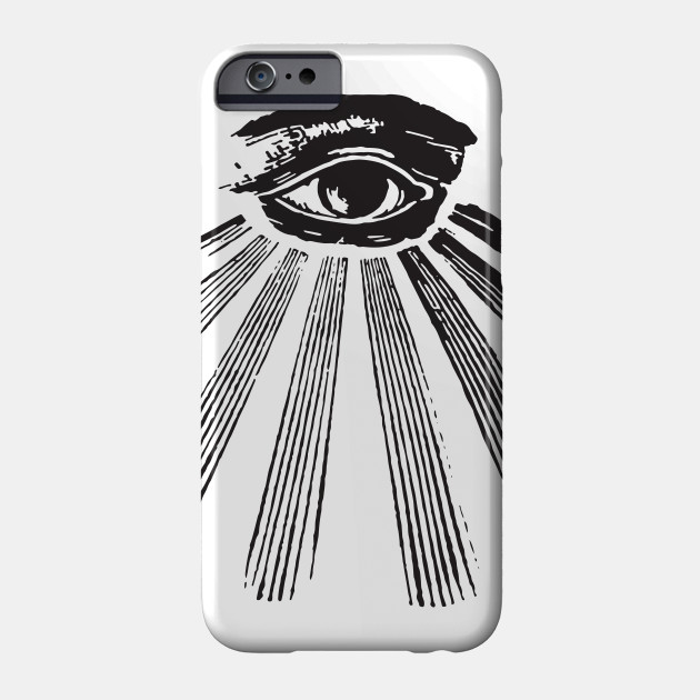 All-Seeing Eye Providence 666 Illuminati Nwo Conspiracy Theory Illuminati  T-Shirts