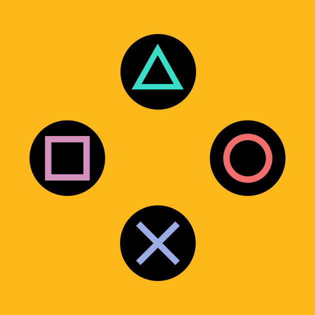 Play with Playstation Controller Buttons