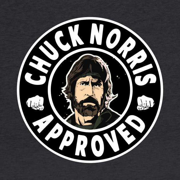 Chuck Norris Approved II.