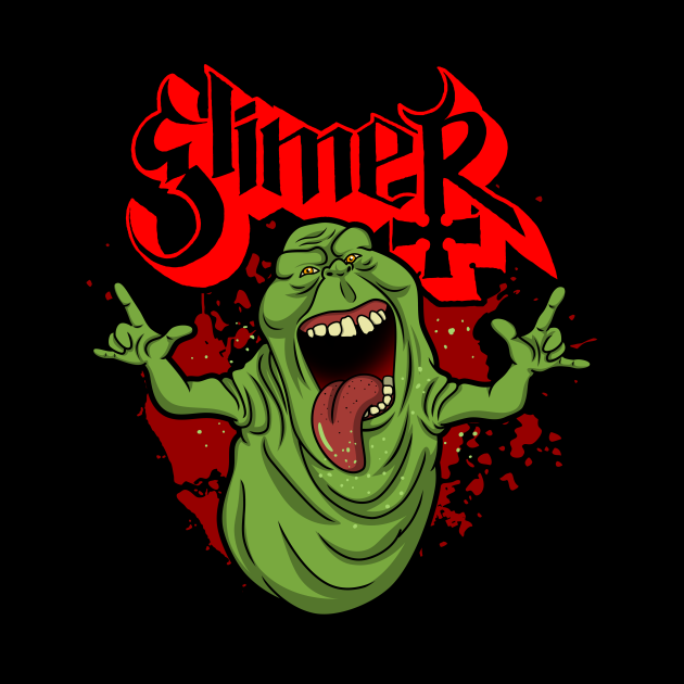 Slimy Ghost