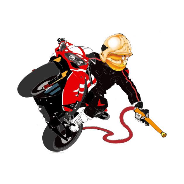 Yamy Firefighter