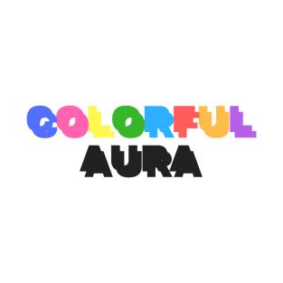 Colorful Aura/Neon Guts V1 t-shirts