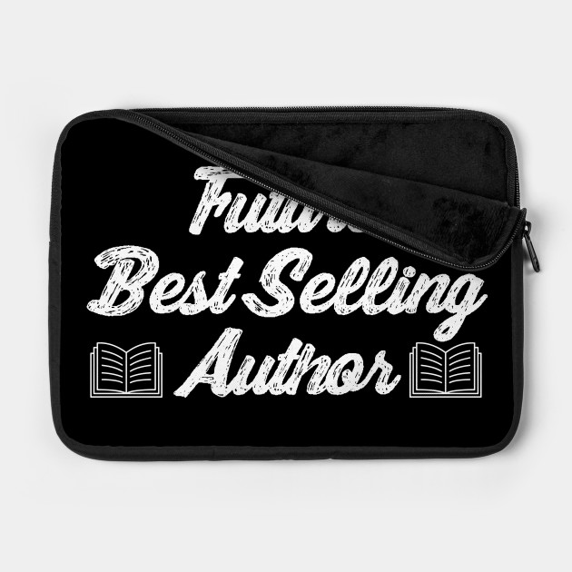 Future Best Selling Author Cute Graphic T-shirt design.