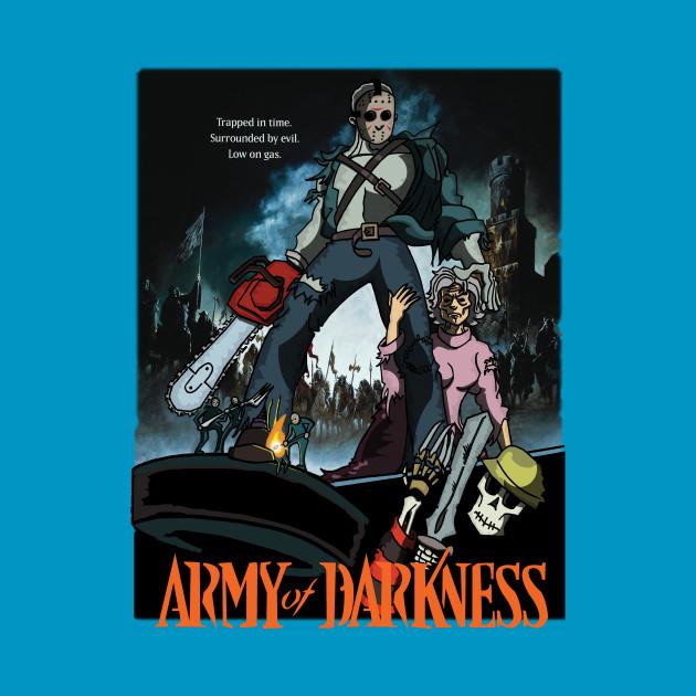 Jason Army of darkness