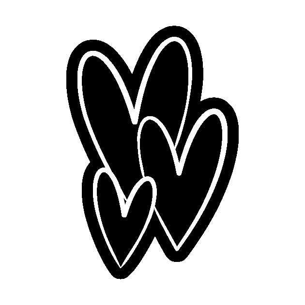 Heart Symbol Friendship Love Gift Hearts Sticker Teepublic