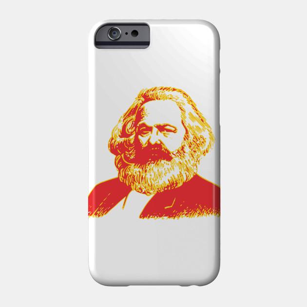 Karl Marx Karl Marx Phone Case Teepublic