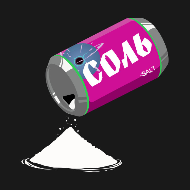 Zarya´s Salt