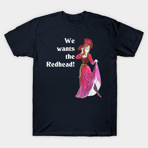We Wants the Redhead - Version 1