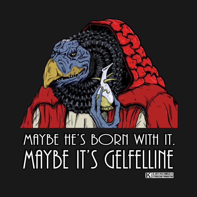 Maybe it's Gelfelline