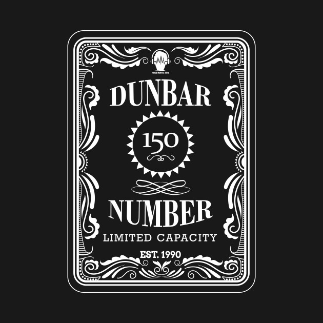 Dunbar Number - Mixed Mental Arts