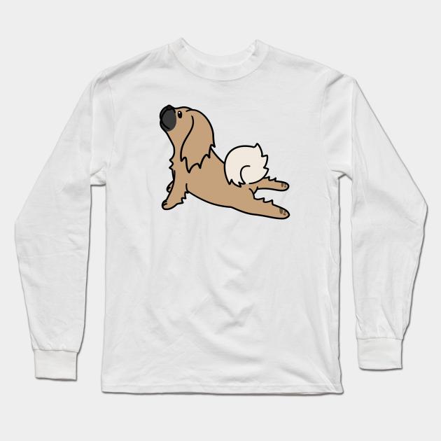 Pekingese Long Sleeve T-Shirt