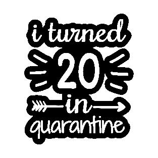 Autocollants 20th Birthday Quotes Teepublic Fr