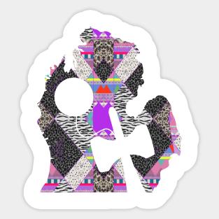 Mitten Stickers Teepublic