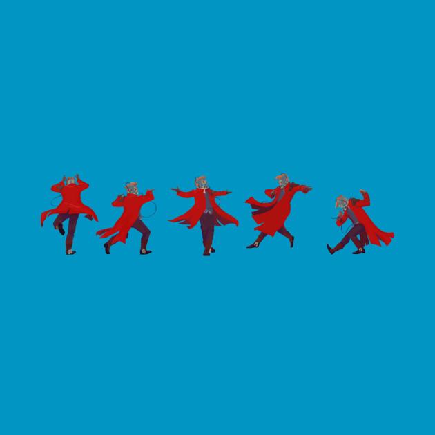 Dance-off!