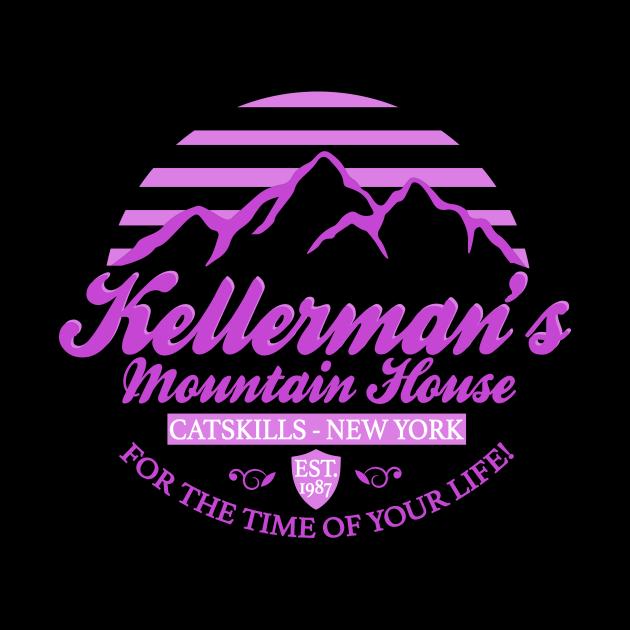 Dirty Dancing Kellermans Mountain House