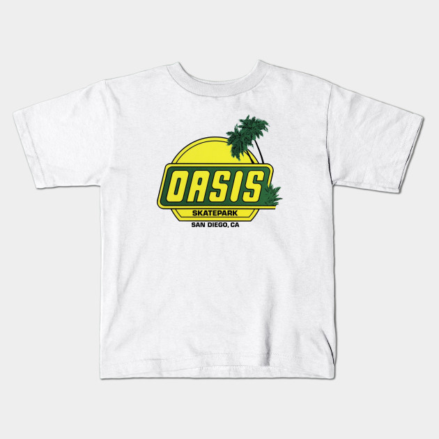 **Kids T-Shirt** Grey Oasis
