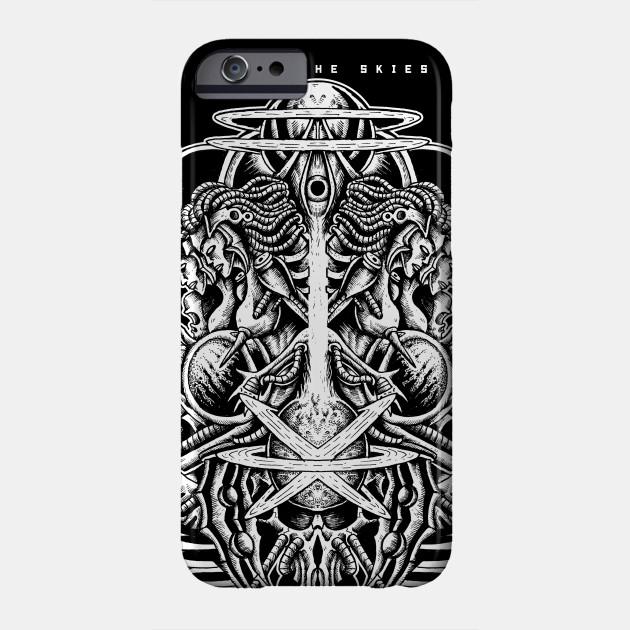 Mother Monster Alien Phone Case