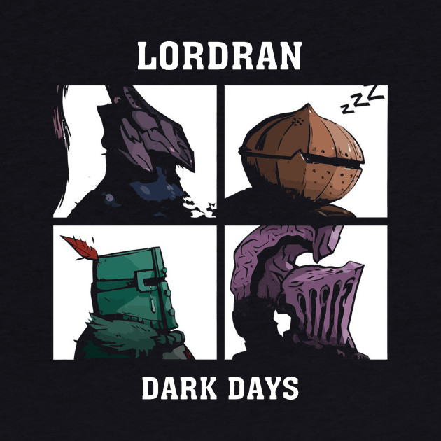 Bros of lordran dark souls
