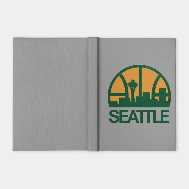 DEFUNCT - Seattle Supersonics Skyline