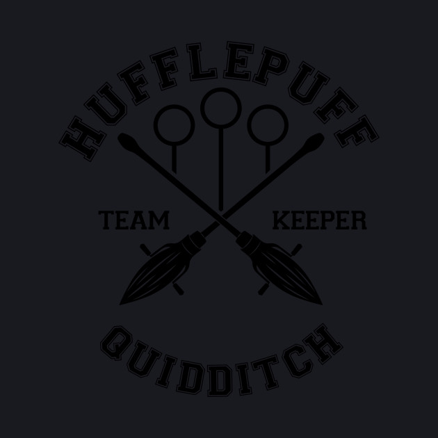 HUFFLEPUFF - TEAM KEEPER