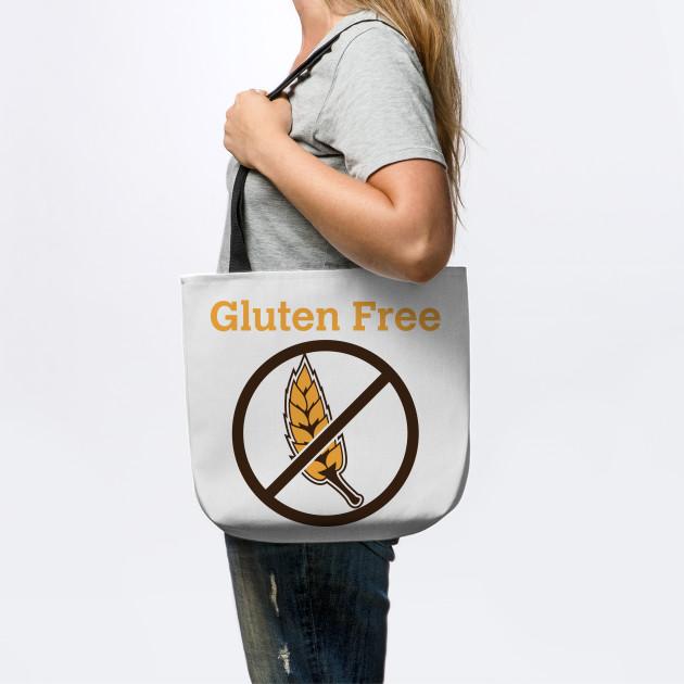 Gluten Free Anti-Wheat T Shirt - Wheat Free Diet - Sac ...