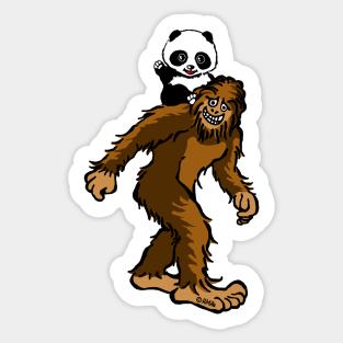 I/'D RATHER BE SQUATCHIN/' Decal Vinyl Sticker Sasquatch Finding Bigfoot BFRO