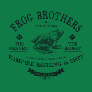 Frog Brothers t-shirts