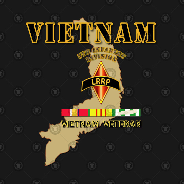 Vietnam - 5th ID - LRRP