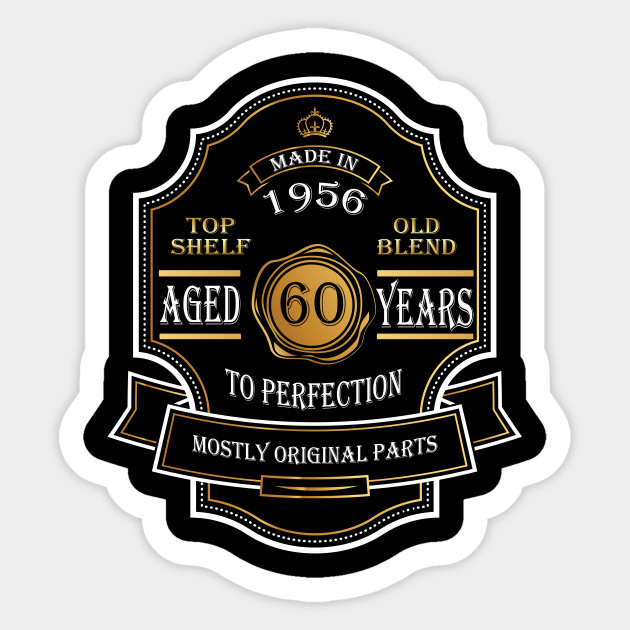 60th Birthday Gift 1956 Aged To Perfection Gifts For Mom