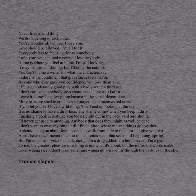 Truman Capote Quotes