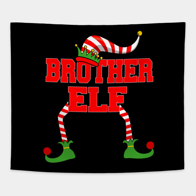 Merry Christmas Brother.Brother Elf Merry Christmas Efl Funny Xmas Matching Family 2018