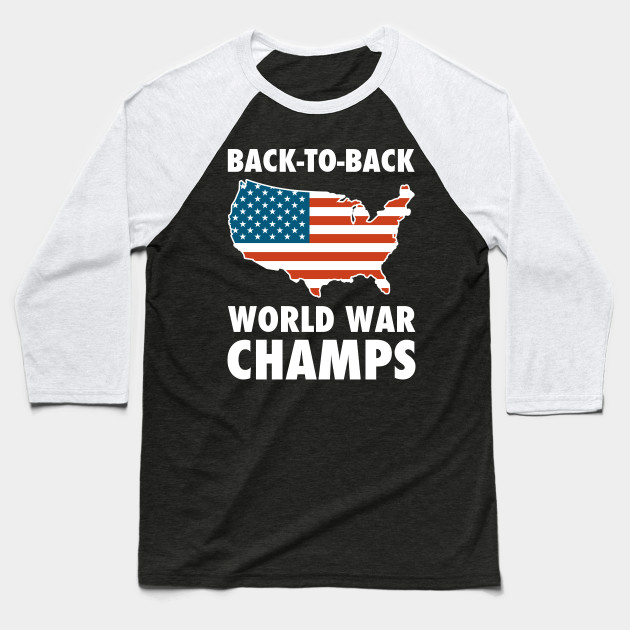 Back To Back World War Champs USA
