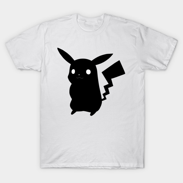 266f2abe Pokemon Go Pikachu Figure Lifestyle Cult - Pokemon - T-Shirt | TeePublic