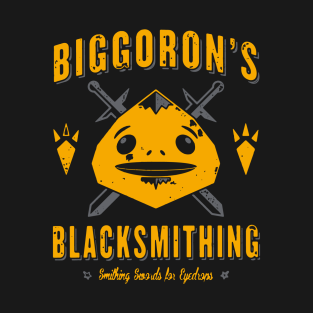 Biggoron's Blacksmithing