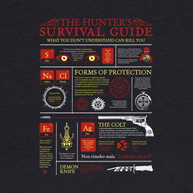 The Hunters Survival Guide